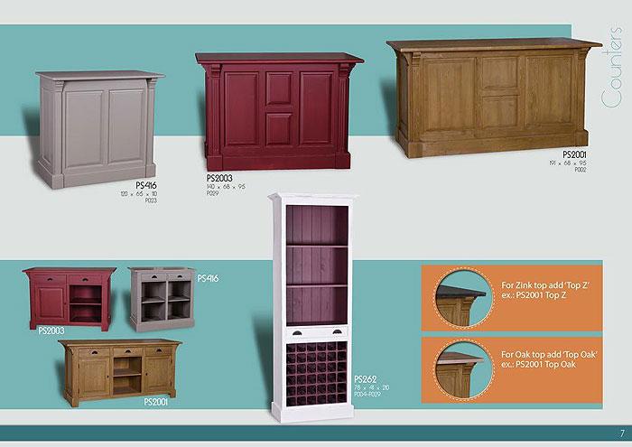 Bunte Möbel Goslar Katalog Seite 7