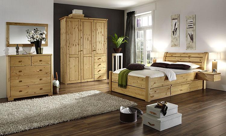 Schubladenbett in verschiedenen Größen