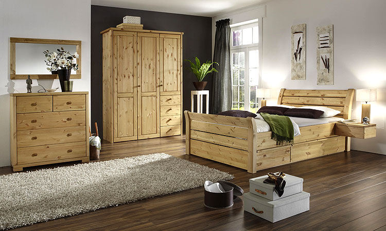 Variable Kiefer - Schlafzimmermöbel