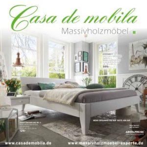 Casa Möbel Katalog -  nähe Kassel Göttingen Braunschweig Hannover Wernigerode Magdeburg