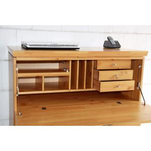 Schreibschränke Massivholz