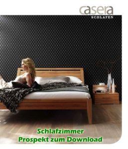 casera schlafzimmer prospekt von wimmer wohnkollektion