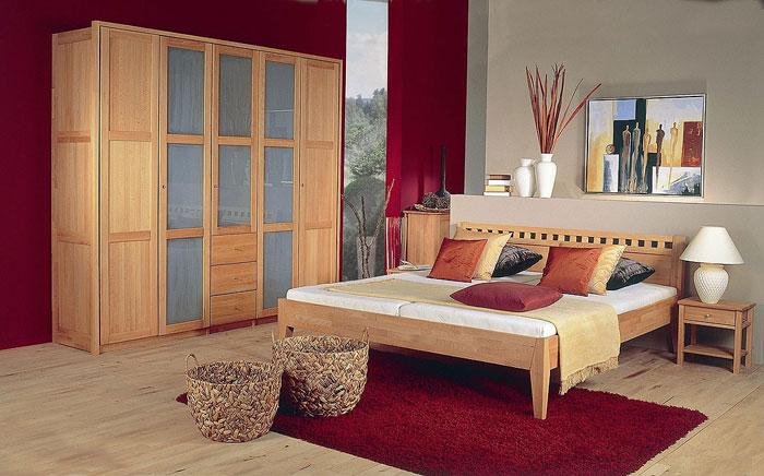mh massivholz schlafzimmer aus buche gefertigt