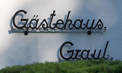 Enspannt den Tag beginnen im Gästehaus Graul