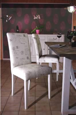 Bernickel Esszimmer Stuhl modern Sylt