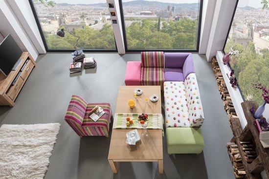 Barnickel Tischsofas modern Elemente