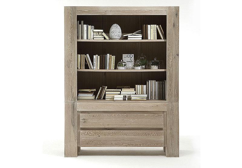 b cherregal eiche ge lt m bel design idee f r sie. Black Bedroom Furniture Sets. Home Design Ideas