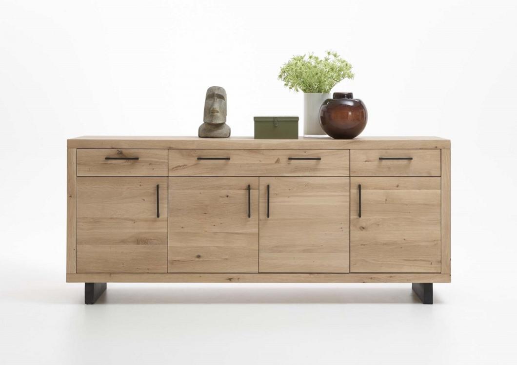 echtholz anrichte wildeiche bianco w1 massivholz m bel in goslar massivholz m bel in goslar. Black Bedroom Furniture Sets. Home Design Ideas