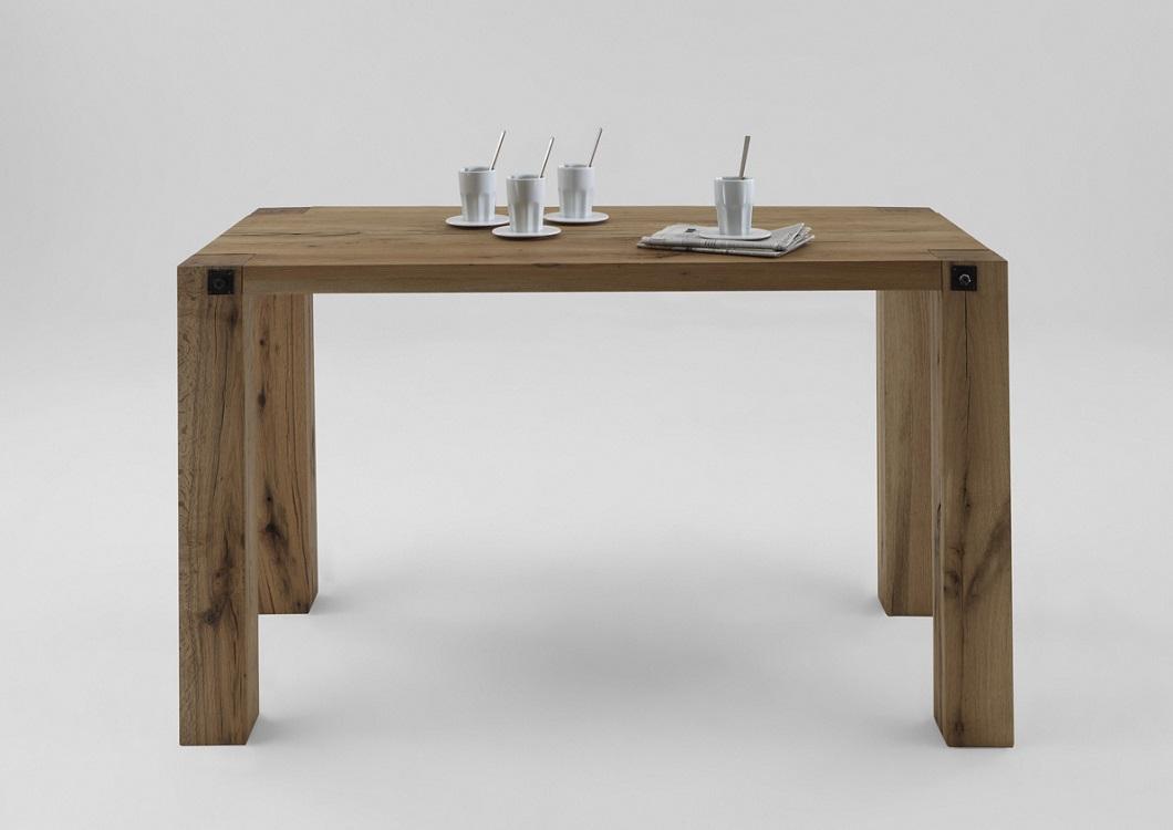 echtholz bartisch eiche geoelt massivholz m bel in. Black Bedroom Furniture Sets. Home Design Ideas