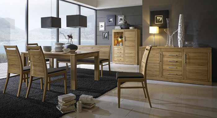 esszimmer buche. Black Bedroom Furniture Sets. Home Design Ideas