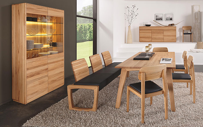 esszimmerm bel holz. Black Bedroom Furniture Sets. Home Design Ideas