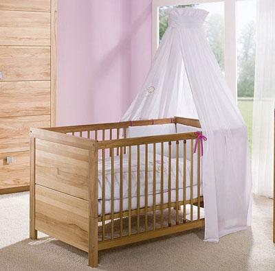 jana babybett kernbuche massiv holz geoelt massivholz m bel in goslar massivholz m bel in. Black Bedroom Furniture Sets. Home Design Ideas