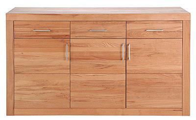 sideboard jale kernbuche massiv holz ge lt massivholz. Black Bedroom Furniture Sets. Home Design Ideas