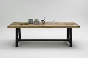 Massivholz Tisch Eiche geoelt