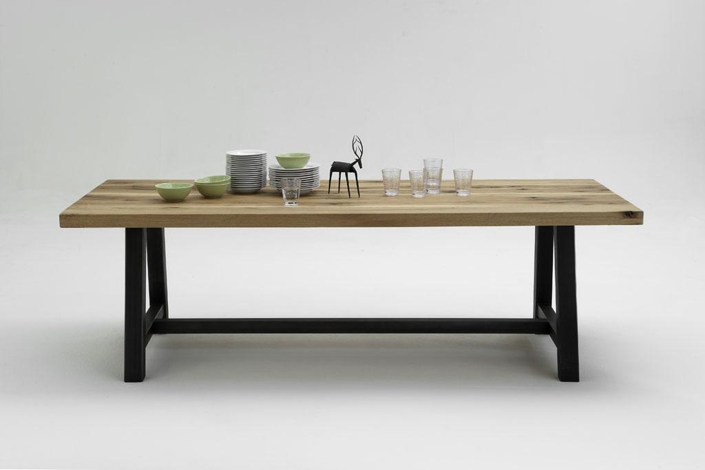 massivholz esstisch eiche geoelt si3 massivholz m bel in. Black Bedroom Furniture Sets. Home Design Ideas