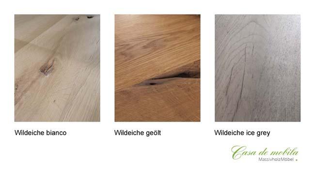 Massivholz Speisezimmermöbel Bodahl