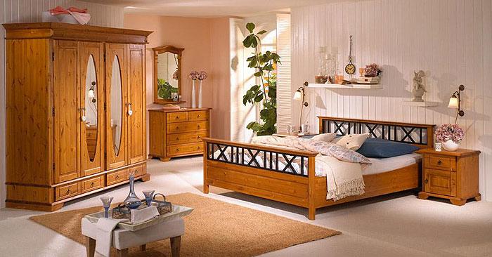 Landhausstil Schlafzimmer Kiefer | recybuche.com
