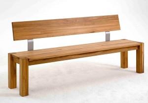 sitzbank r ckenlehne gulliver kernbuche massiv ge lt. Black Bedroom Furniture Sets. Home Design Ideas