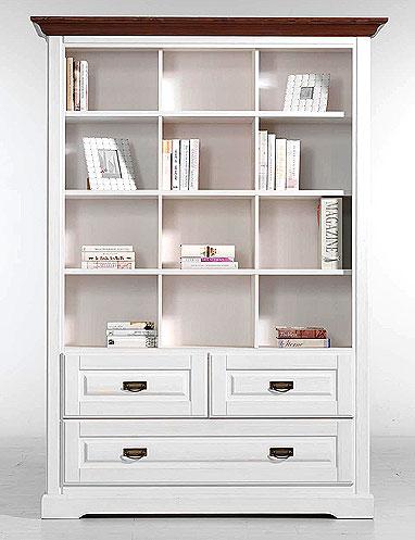 m bel kolonialstil wei. Black Bedroom Furniture Sets. Home Design Ideas