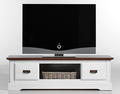tv lowboard pinieta weiss kolonial massiv holz massivholz m bel in goslar massivholz m bel in. Black Bedroom Furniture Sets. Home Design Ideas
