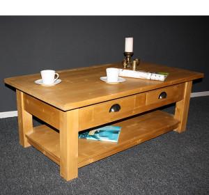couchtisch fichte massiv holz antik gewachst massivholz. Black Bedroom Furniture Sets. Home Design Ideas