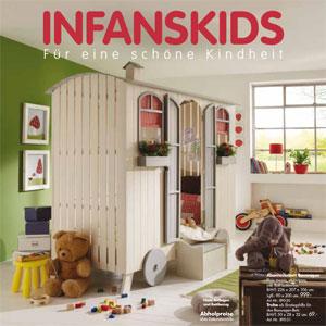 Kinderzimmer-Möbel Massivholz Katalog