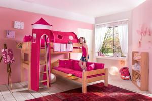 Kinderbett Midisleeper Moby