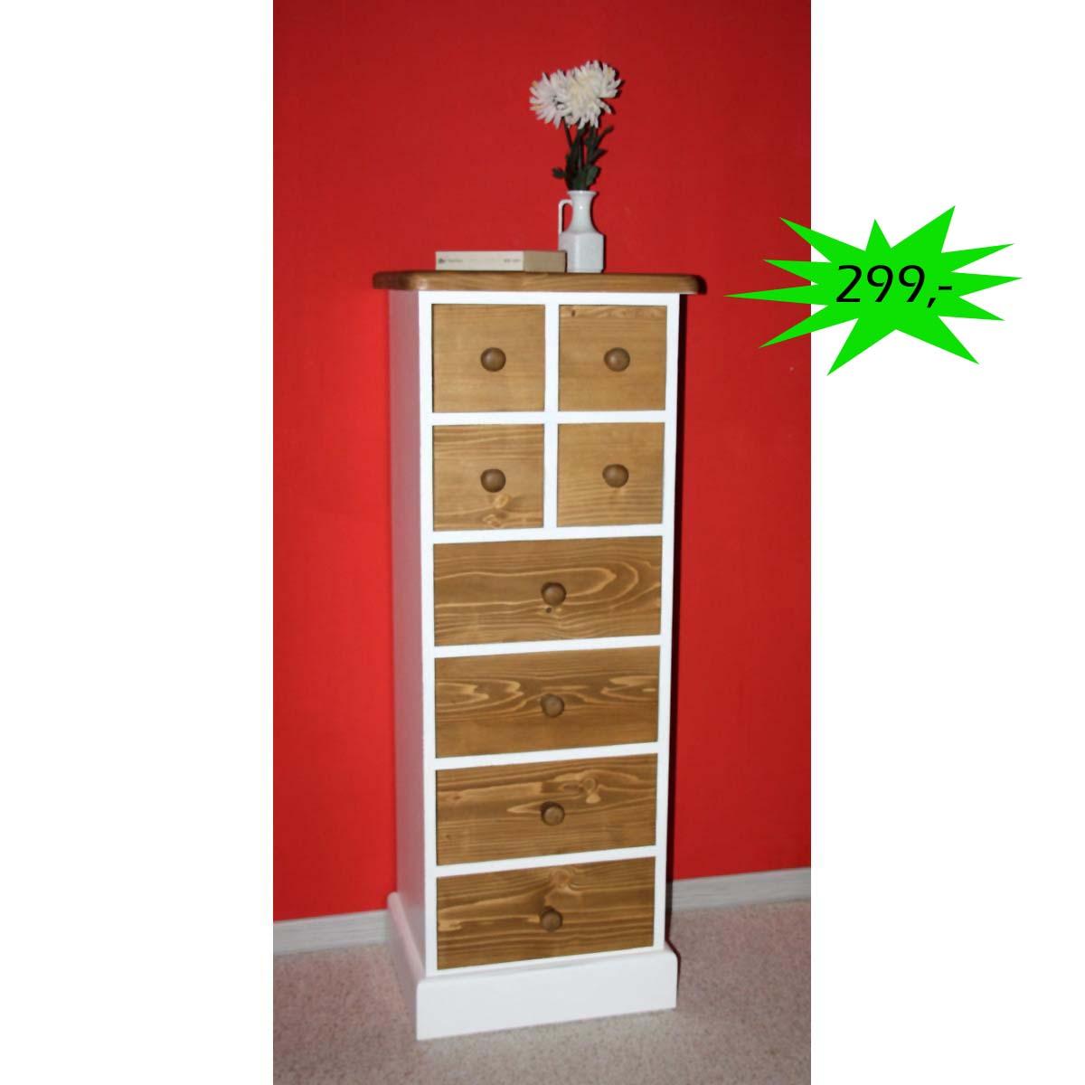 schubladenkommode vintage weiss ps89 massivholz m bel in goslar massivholz m bel in goslar. Black Bedroom Furniture Sets. Home Design Ideas