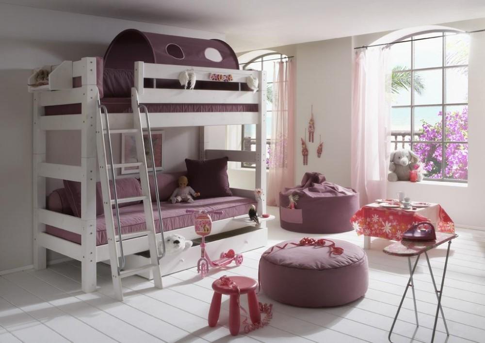 Stockbett fantasy massivholz massivholz m bel in goslar - Chambre fille 6 ans ...
