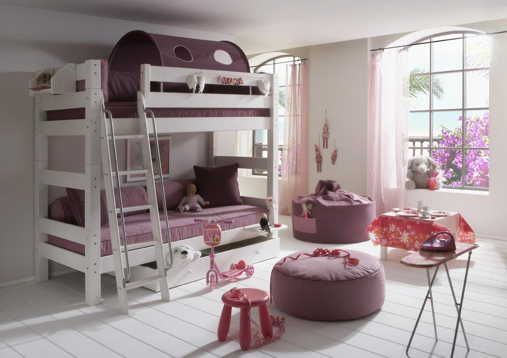 Kinderzimmer von dolphin kids world massivholz m bel in goslar massivholz m bel in goslar for Couleur pour chambre de fille