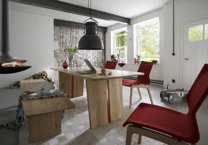 Echtholz Unikat Tisch