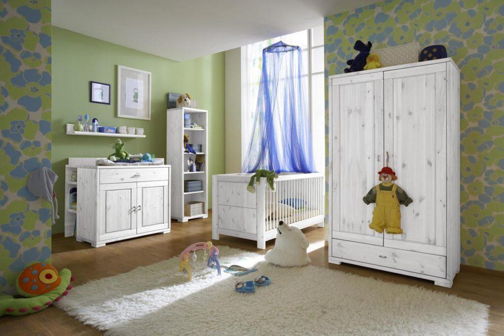 Babyzimmer komplett set weiß  Babyzimmer Massivholz - Massivholz-Möbel in Goslar Massivholz ...