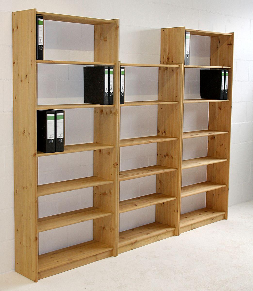 buecherregal axel kiefer gelaugt geoelt 145 146 146 massivholz m bel in goslar massivholz. Black Bedroom Furniture Sets. Home Design Ideas