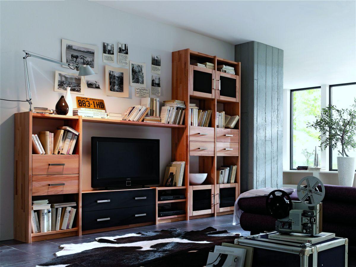 systemregale massivholz massivholz m bel in goslar. Black Bedroom Furniture Sets. Home Design Ideas