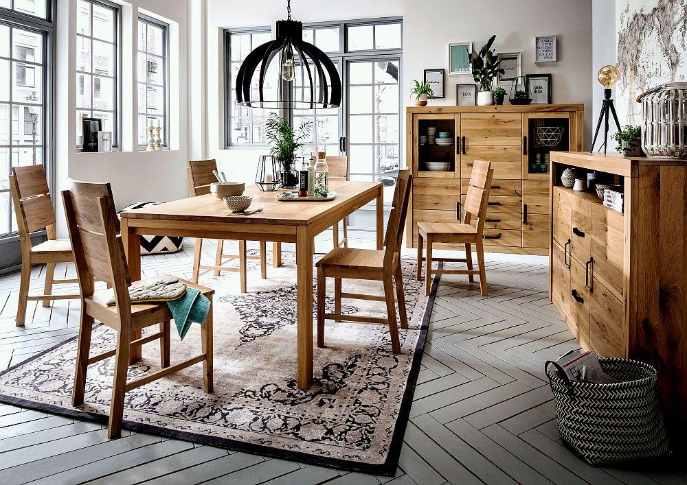 Esszimmer Rustikal waidmann wohn und esszimmer rustikal massiv massivholz möbel in