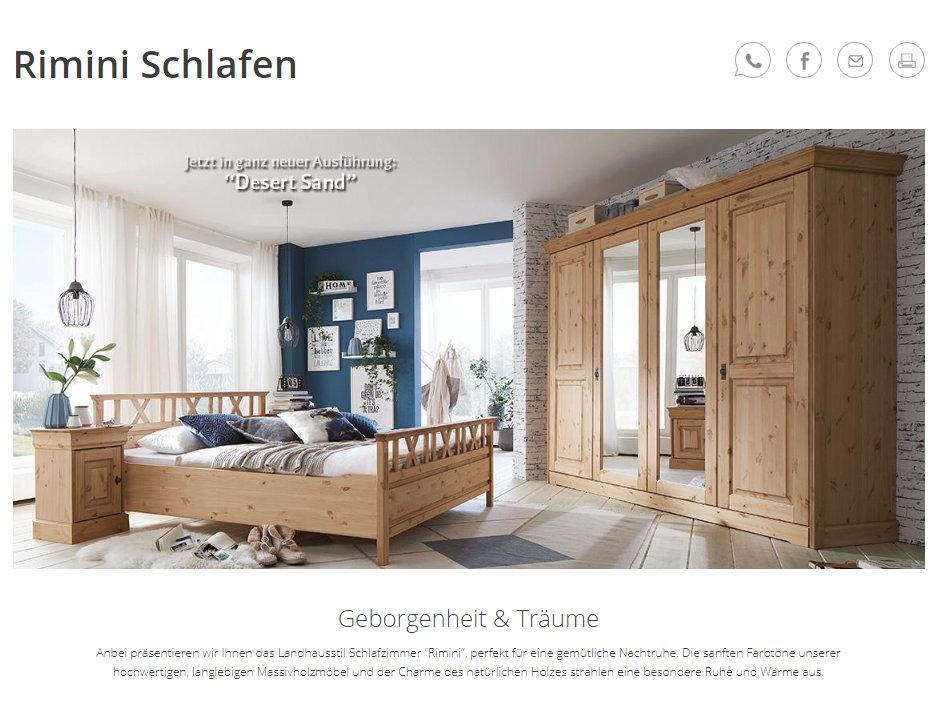 bild von internetseite gomab rimini schlafzimmer