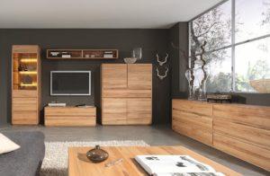 wohnzimmermoebel in buche massiv natuerlich geoelt modernes design