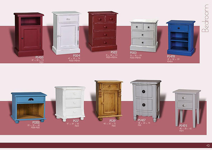 Bunte Möbel Goslar Katalog Seite 43