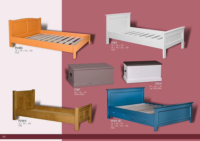 Bunte Möbel Goslar Katalog Seite 44
