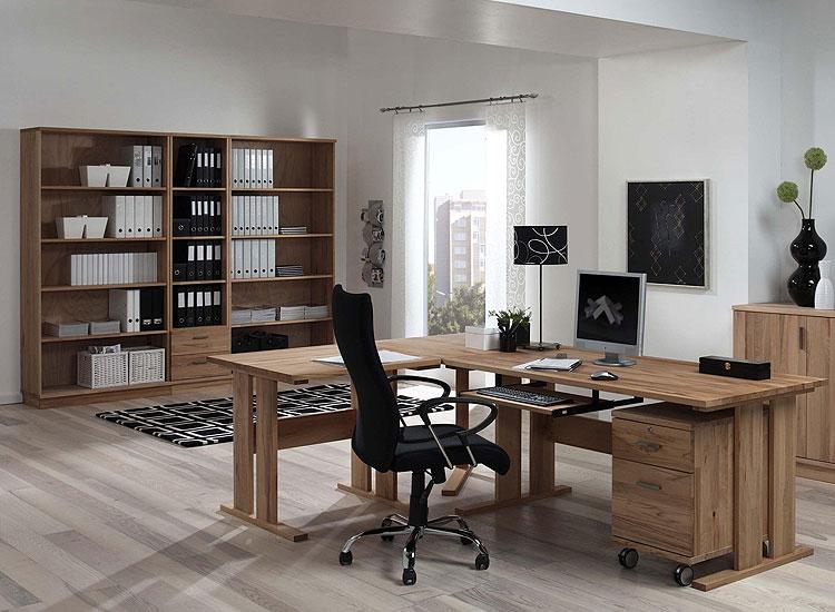 Büromöbel Massivholz
