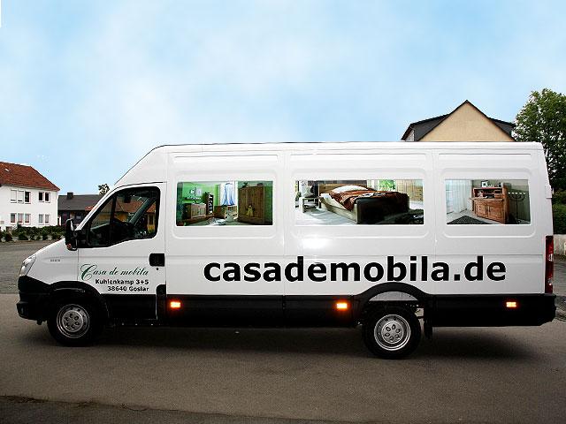 Goslar Möbel Lieferservice mit direkte Anlieferung