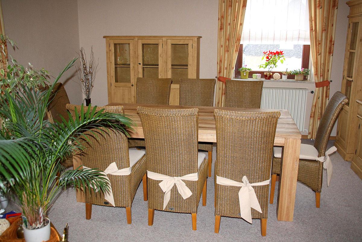 Hochwertige Masssivholz Möbel von Gradel