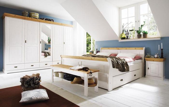 Neapel Schlafzimmer Massivholz - Massivholzmöbel in Goslar ...