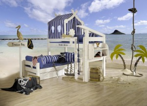 Stockbett Doppelhochbett Kinderzimmer