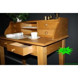 Schreibtisch Fichte honigfarben Angebot