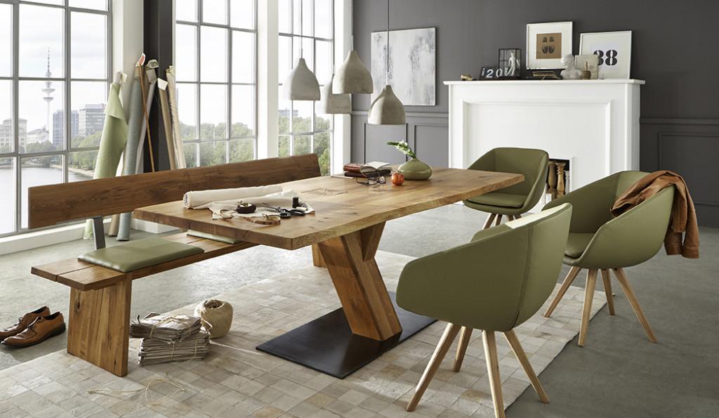 Echtholz Unikat Tische