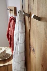 Unikat Garderobe Eiche