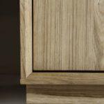 massivholz schrank mit sockel cube it