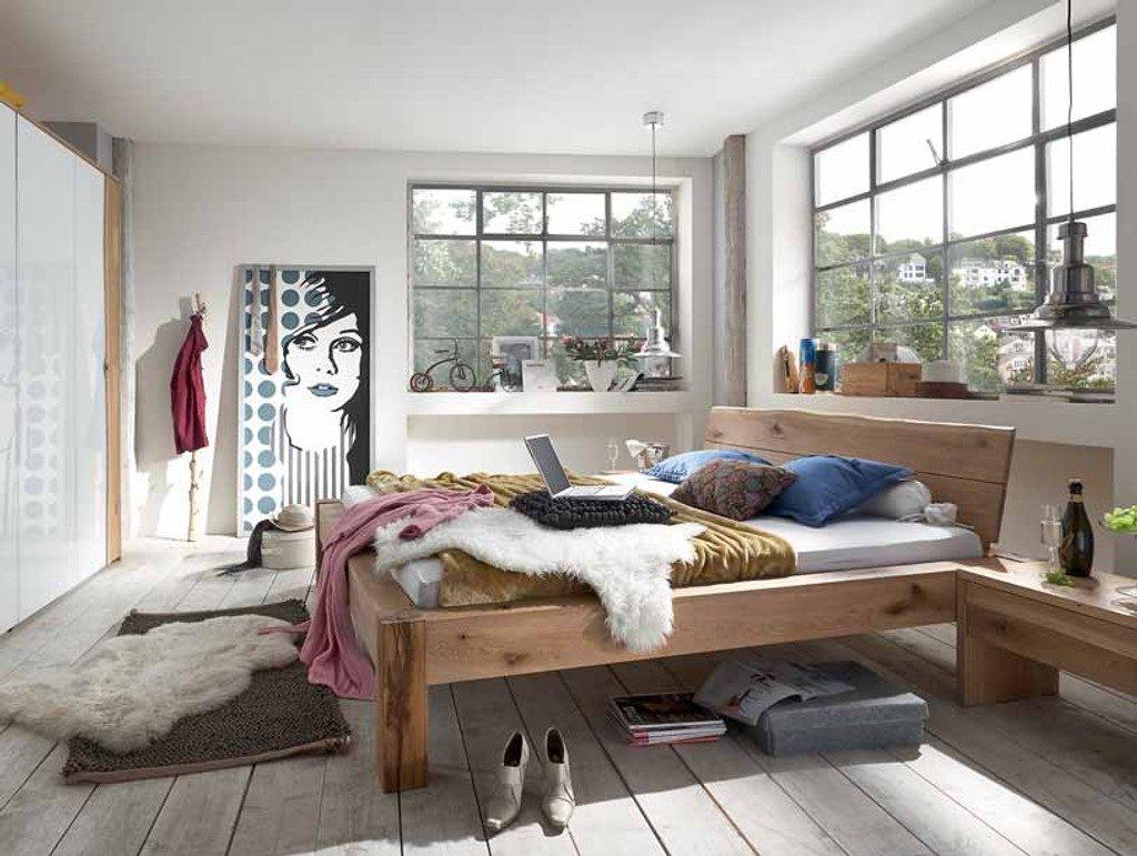 schlafzimmermoebel von m und h in wildeiche massiv geoelt