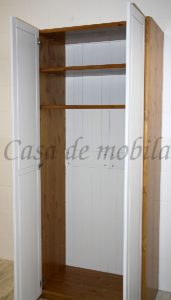 Contra,Schlafzimmer, Kiefer, weiss, lackiert, Naturholz